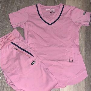 Pink Greys Anatomy set!